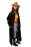 Wild West Pendleton Coat - Vintage Shop - Hunt and Gather San Diego - Festival Fashion