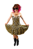 Gold Digger Party Dress - Vintage Shop - Hunt and Gather San Diego - Festival Fashion