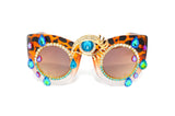 Wild Eye Shades in Blue