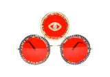 Third Eye Shades in Red
