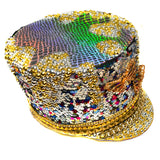 Metamorphosis Marching Band Hat - Vintage Shop - Hunt and Gather San Diego - Festival Fashion