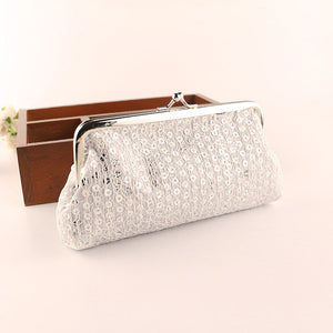 Sequin Evening Purse