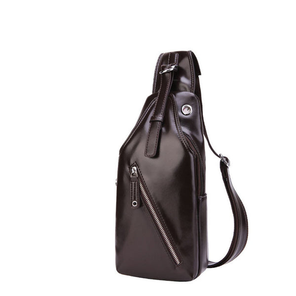 Cross Body Messenger Shoulder Bag