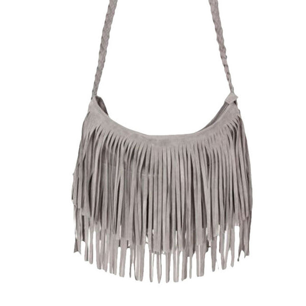 Tassel Casual Shoulder Bag
