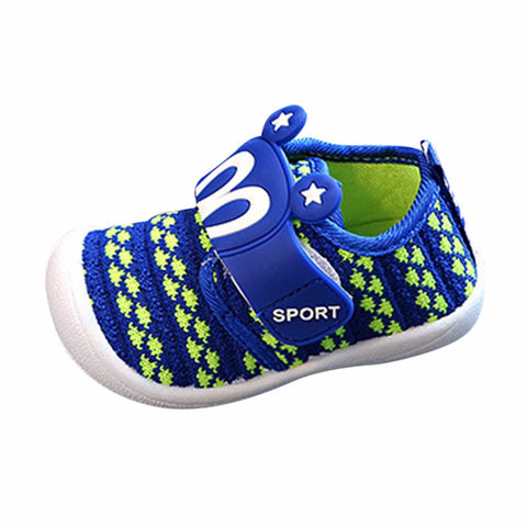 Toddler Squeaky Rabbit Ear Sneaker