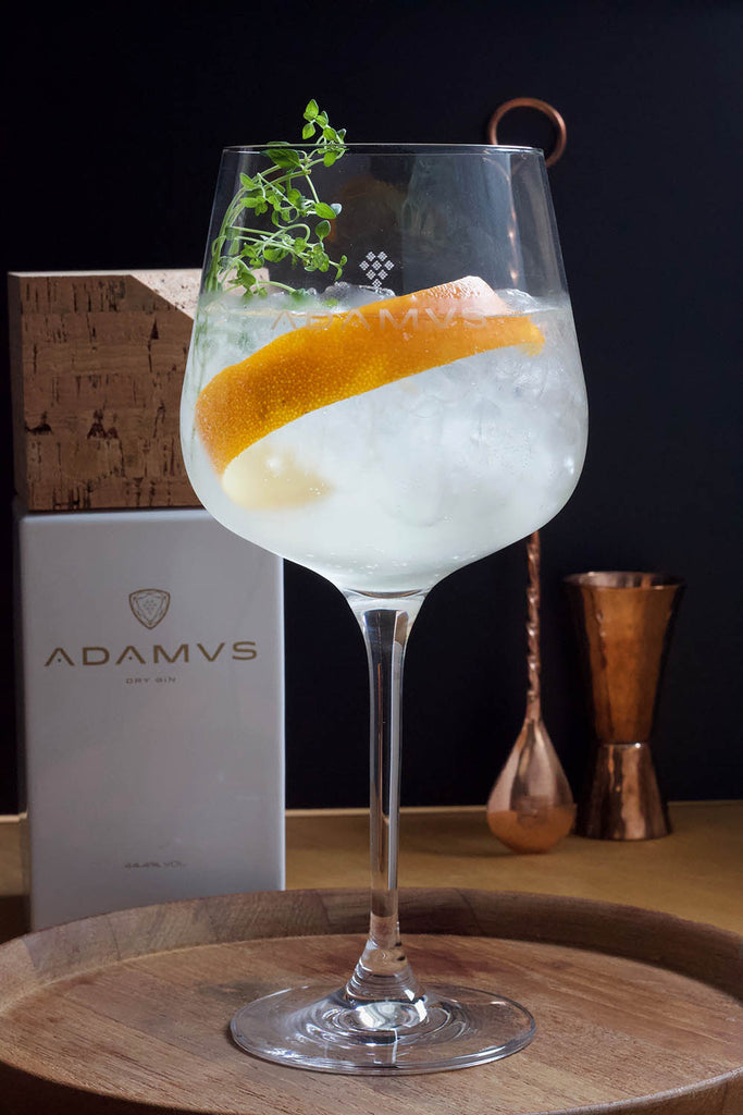 Cocktail of January - Adamus