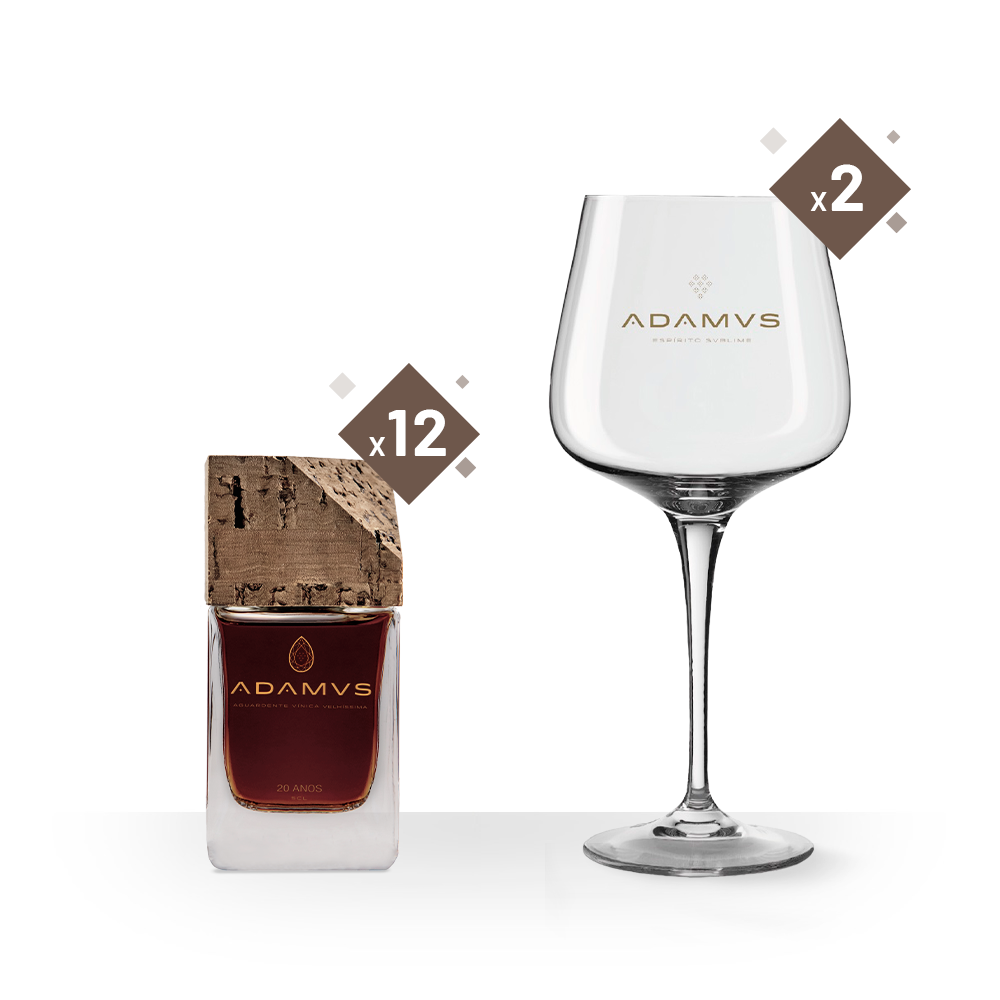 Adamus 20 Years Old Wine Spirit 5cl