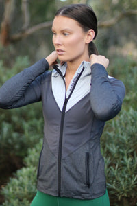 Finley Lightweight Jacket in 3 shades of grey