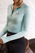 Laura Base layer in Baby Blue