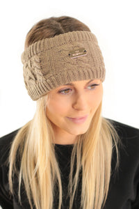 LUXE winter headband