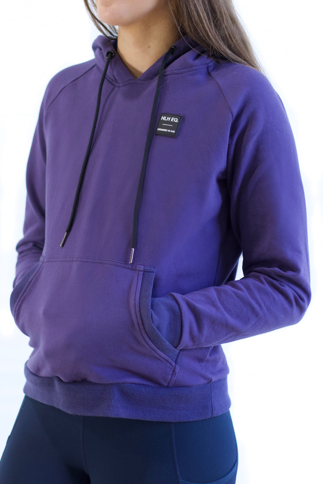 LIMITED EDITION hoodie in Blueberry
