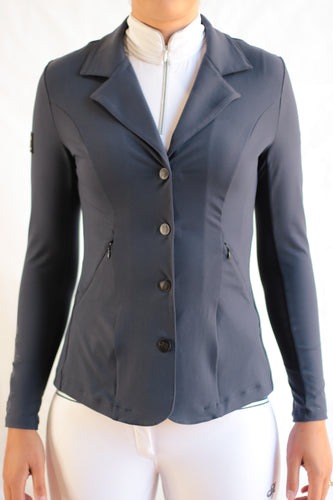 HLH Second Skin Show Jacket in Navy