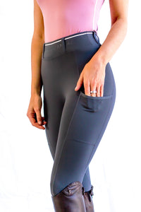 Cancun schooling leggings in Grey *PRE ORDER
