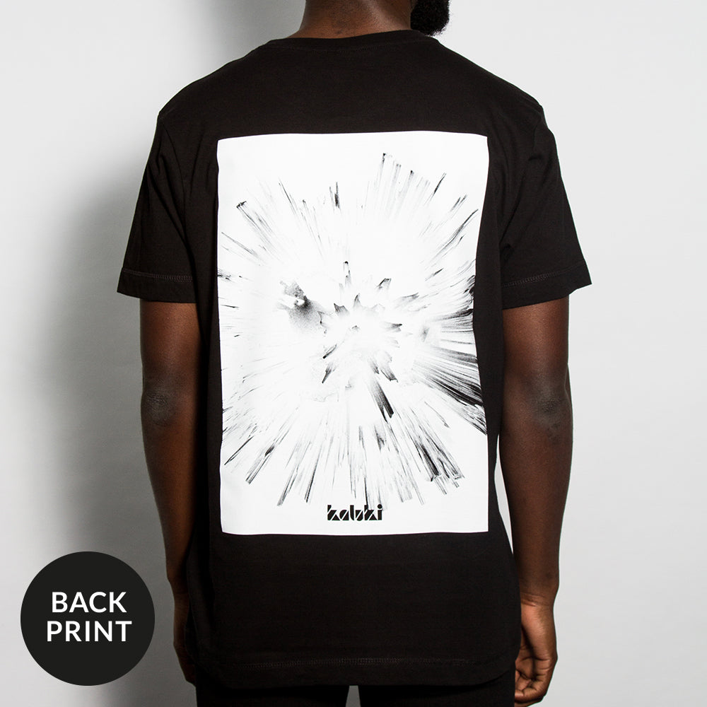 Graphic Back Print T-shirt