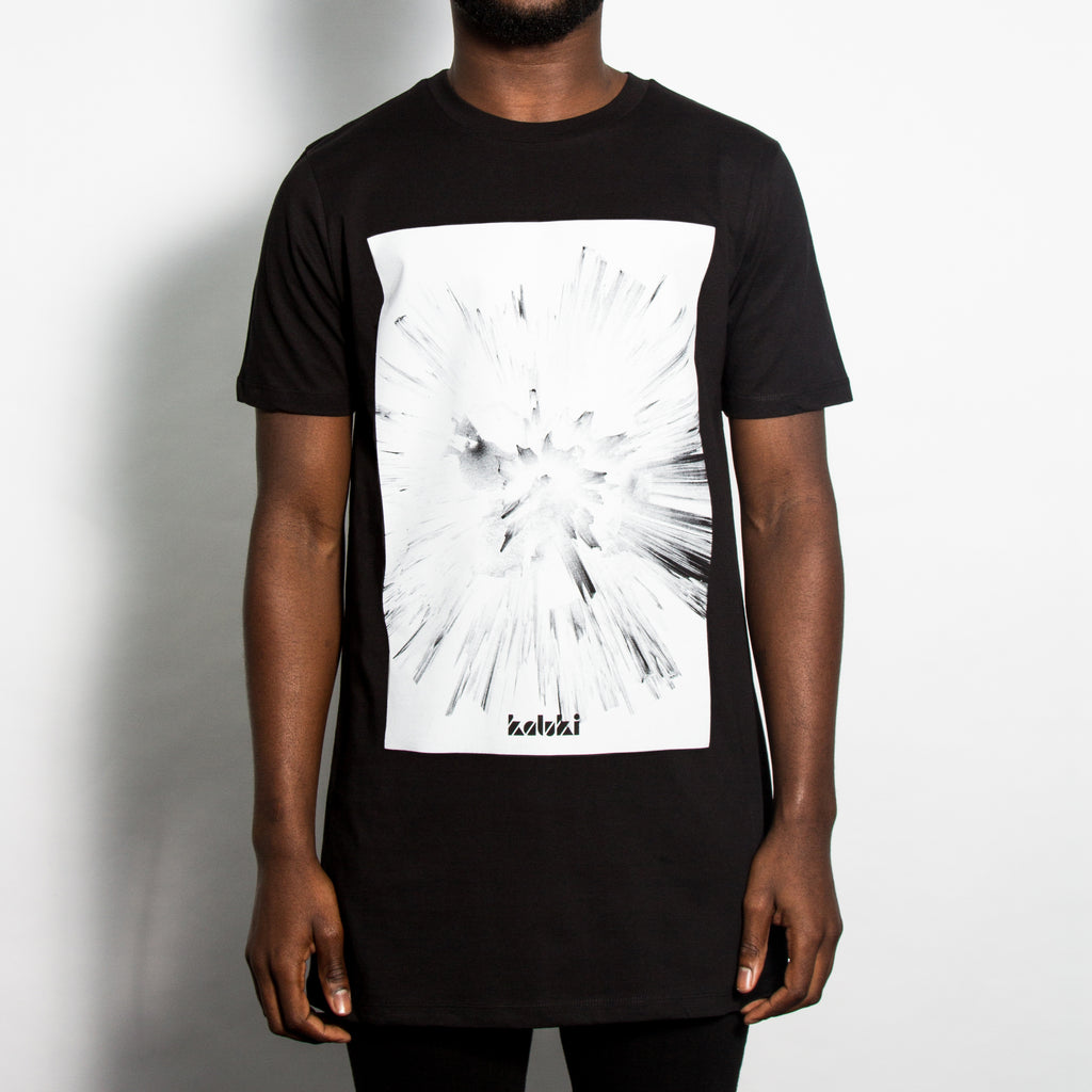 Graphic Longline T-shirt