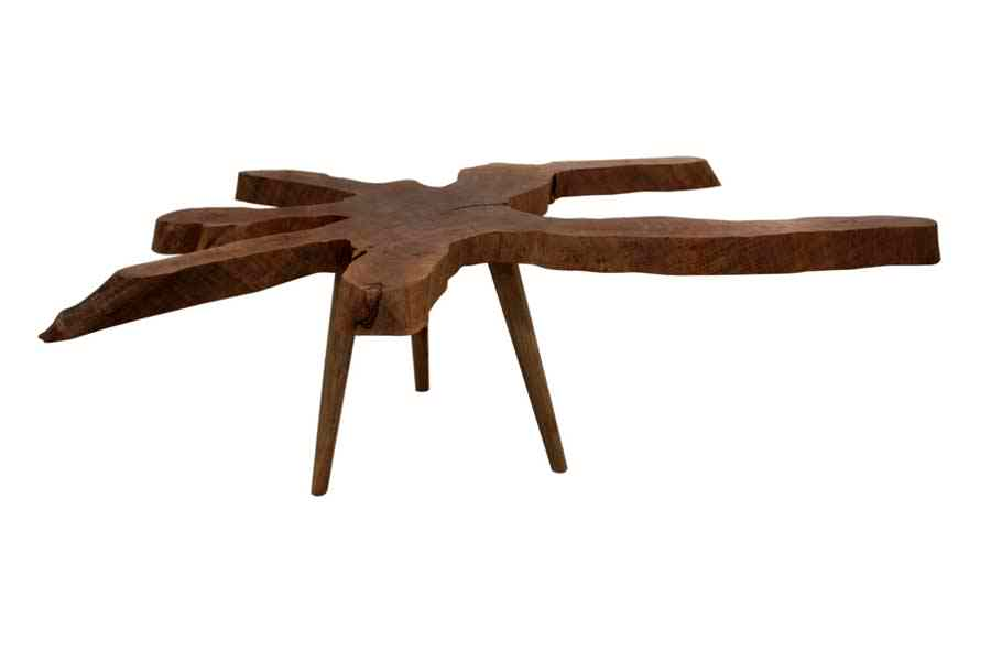 Large Teak Root Table