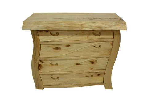 Unique Chest OF Solid Wood Drawers