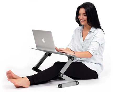 ALOft - Adjustable Laptop Stand