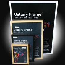 Load image into Gallery viewer, Gallery Frames
