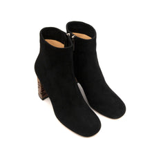 Load image into Gallery viewer, KatirneHanna BADBANKSIABOOTIE black boots for women heels boots black heels black winter shoes womens shoes brands ecco shoes banksia heels