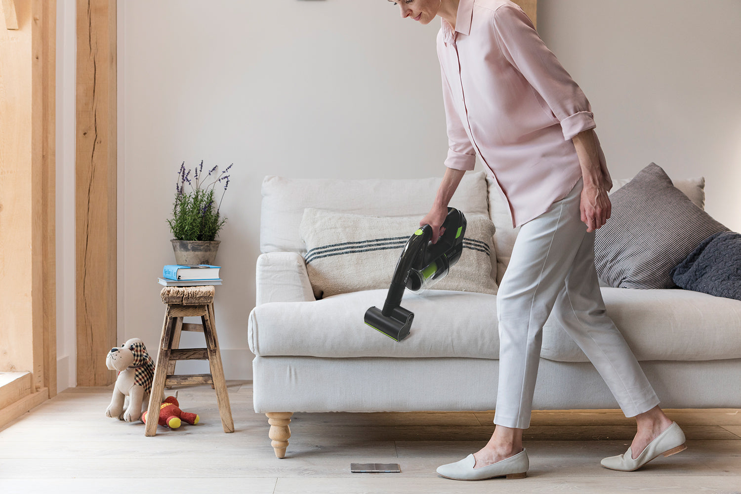 How vacuuming can teach you mindfulness.