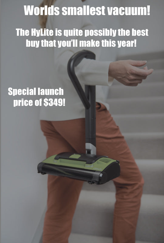 HyLite worlds smallest singapore vacuum