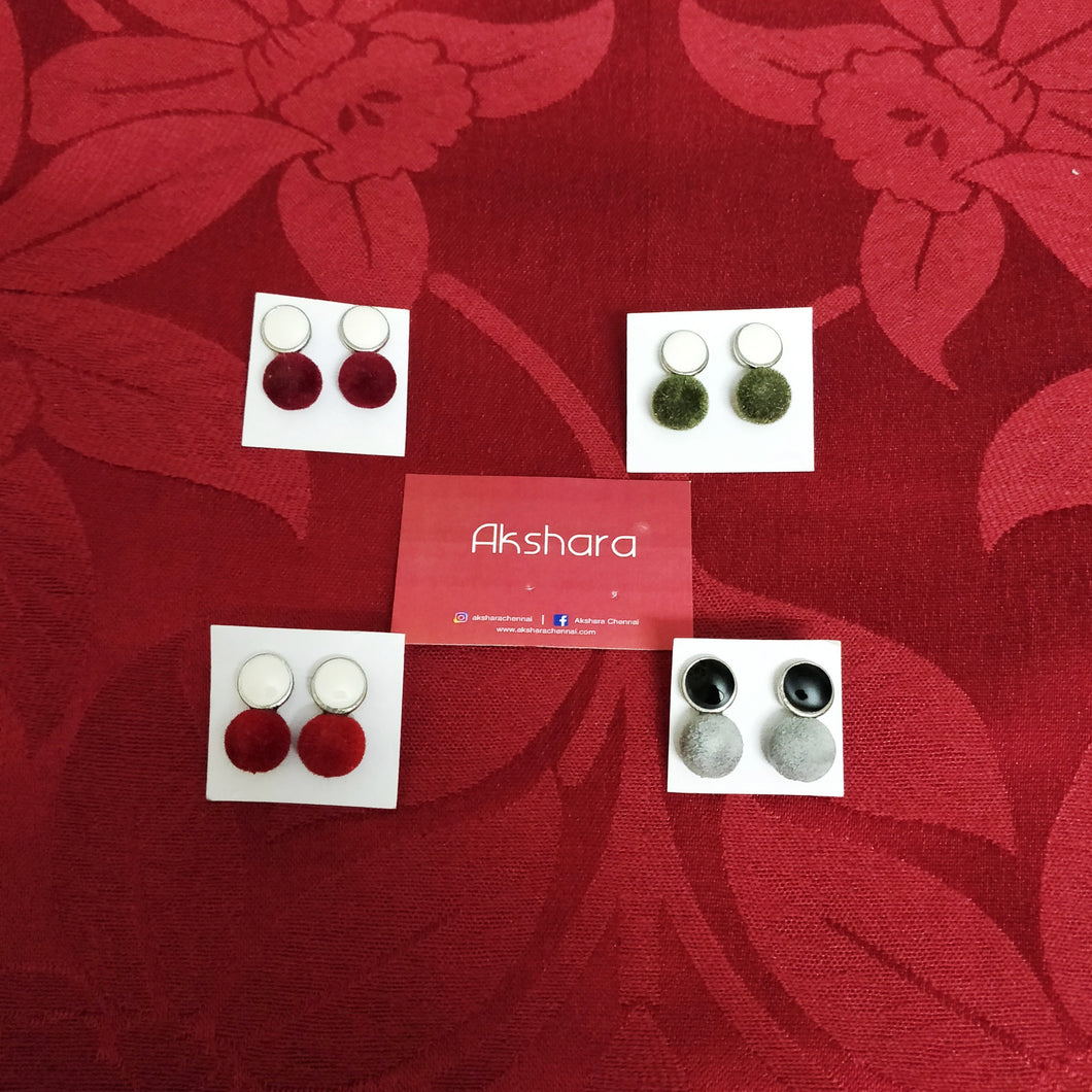 Daily wear basic stud earrings
