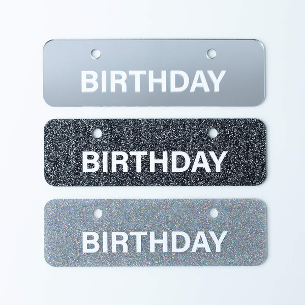 SPECIAL OCCASION TILE **ORDER BOOK CLOSES 31ST JULY**