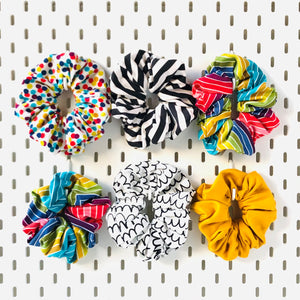 HAIR SCRUNCHIES