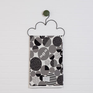 'SAMPLE' BOO & FRANKIE MAXI REVERSIBLE BLANKET/COVERLET