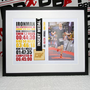 All Triathlon Events (Photo Design)