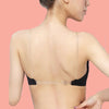 Invisible strap backless bra