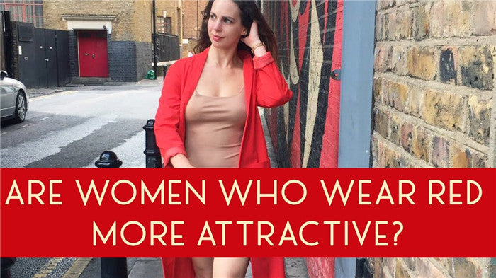 Would women in red be attractive?
