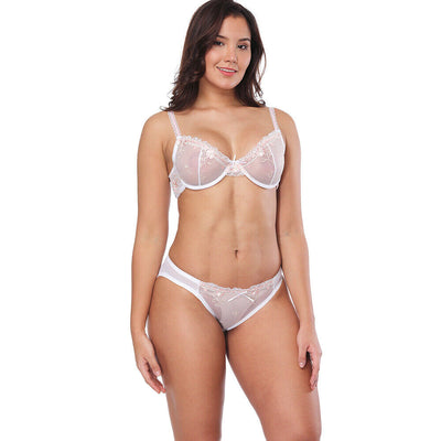 2425d2901da Multiway Straps Push Up Underwire Thick Padded Balconet Bra for Wedding  Party