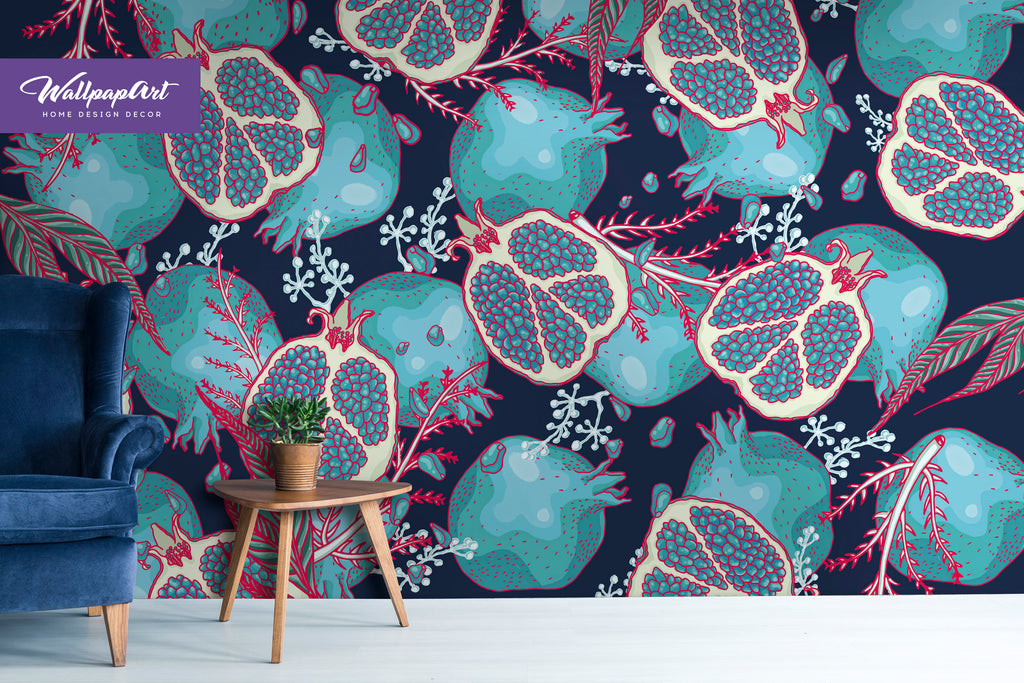 REMOVABLE WALLPAPER – Cool Bedding