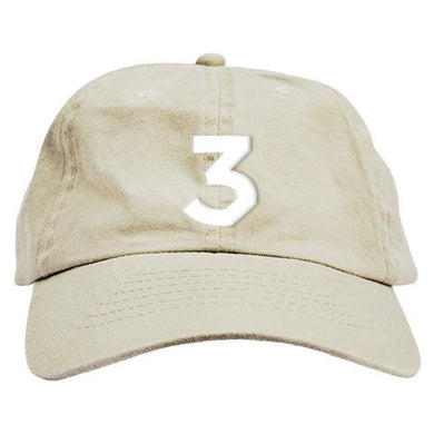 Chance The Rapper 3 Dad Hat