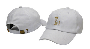 OvO Dad Hat(white)