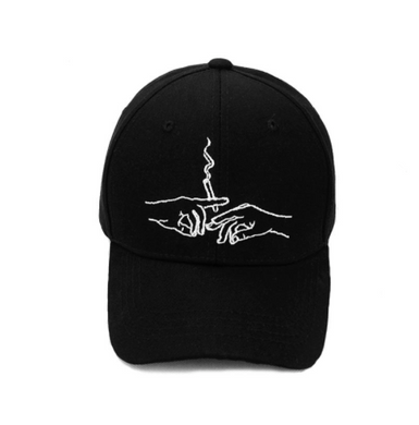 Stoner Dreams Dad Hat(Black)