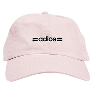 Adios Dad Hat