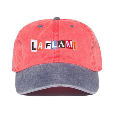 La Flame Dad Hat