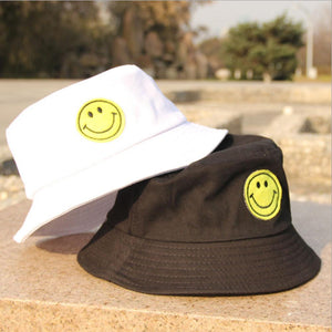 Smiley Face Bucket Hat