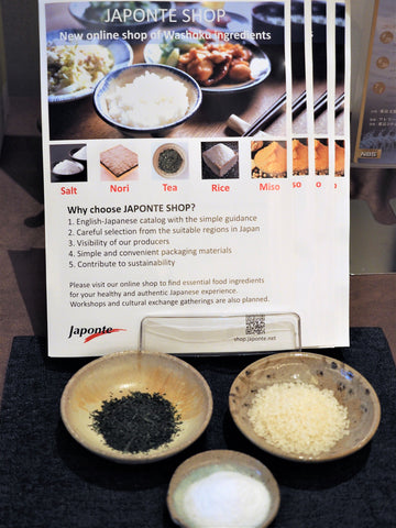 Japonte products with Karatsu-yaki
