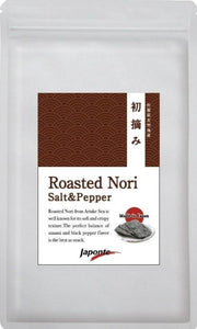 Roasted Nori Salt and Pepper (SS size x 24 sheets)