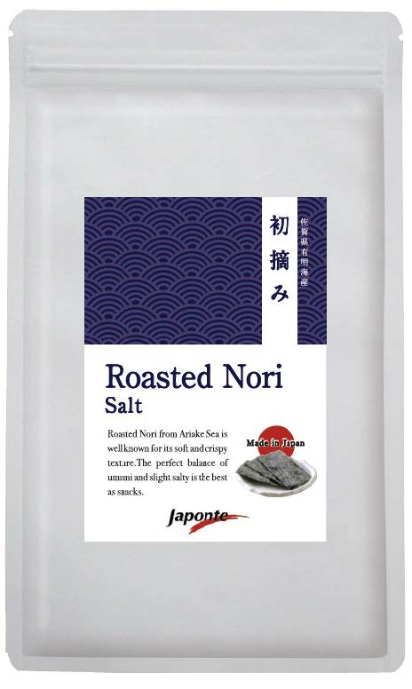 Roasted Nori Salt (SS size x 24 sheets)