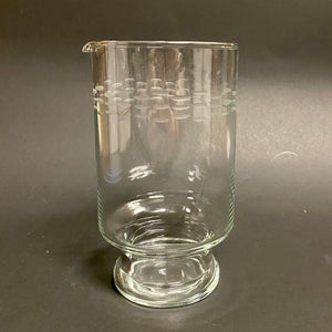 Vintage Mixing Glass