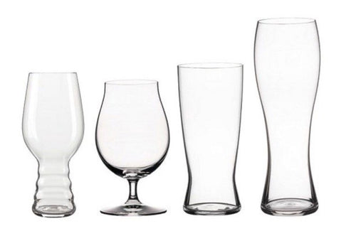 SPIEGELAU CLASSIC BEER TASTING KIT (SET OF 4)