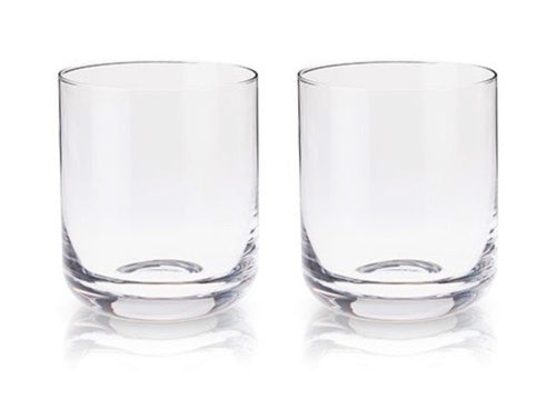 CRYSTAL WHISKEY TUMBLERS BY VISKI®