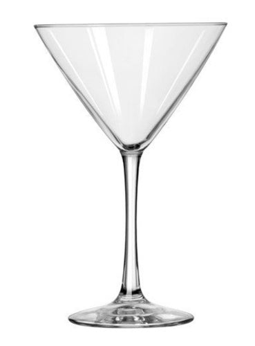 LIBBEY MIDTOWN MARTINI GLASSES (SET OF 4)