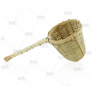 Bamboo Strainer - Tiki Cocktails and Tea