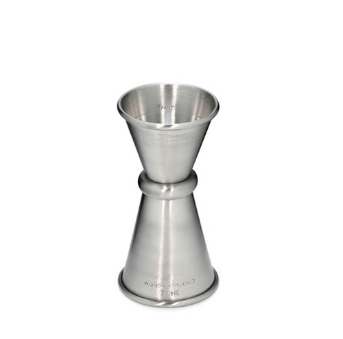 JAPANESE STYLE JIGGER ½OZ / ¾OZ - Stainless Steel